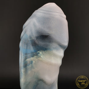 |SOLD OUT| Large Merfolk, Medium 00-50 Firmness, The Scream, 0128, UV, GLOW