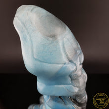 Load image into Gallery viewer, |SOLD OUT| Large Bone Devil, Soft 00-30 Firmness, Dark Lagoon, 0150, UV, GLOW