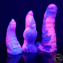 Load image into Gallery viewer, |SOLD OUT| Medium Kobold, Medium 00-50 Firmness, Princess Clouds, 0152, UV, GLOW