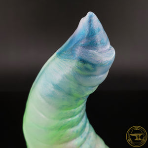 |SOLD OUT| Medium Kobold, Soft 00-30 Firmness, Cosmic Crystalline Misfit, 0195, UV, GLOW