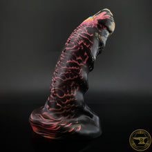 Load image into Gallery viewer, |SOLD OUT| Large Hook Horror, Medium 00-50 Firmness, Black Rainbow, 0244, UV