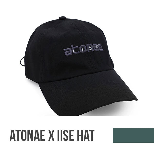Atonae x IISE Hat by Atoboy Restore