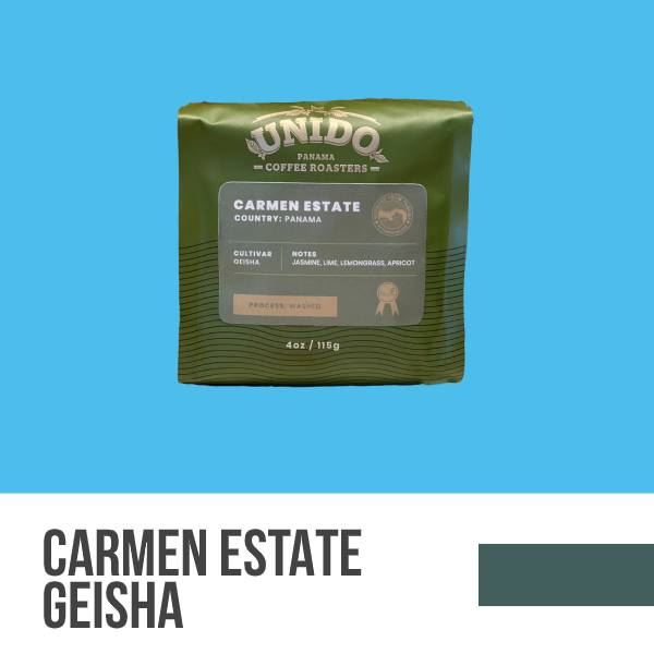 Carmen Estate Geisha Coffee: The World's Best Bean