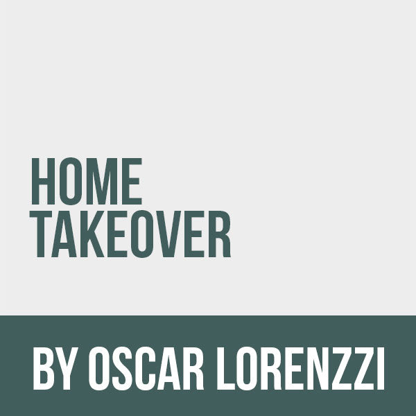 Home takeover by Oscar Lorenzzi Restore