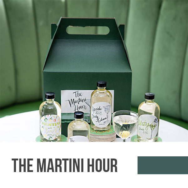 The Martini Hour by Dante Restore