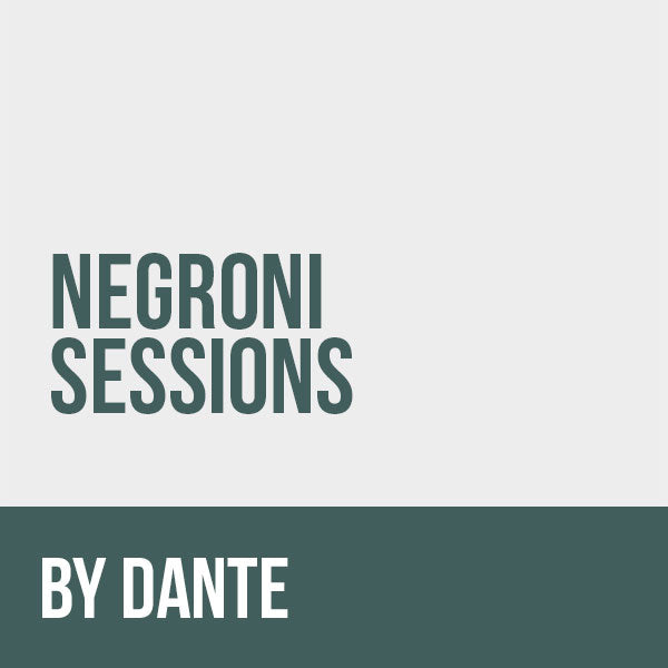 The Negroni Sessions By Dante Restore