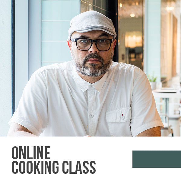 Online Cooking Class by Carlos Garcia Restore