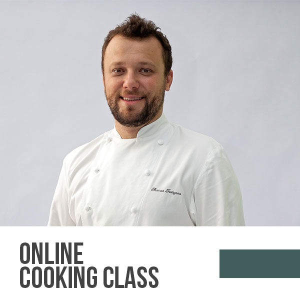 Online Cooking Class With Thomas Troisgros