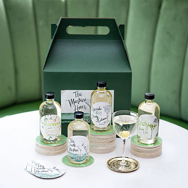 The Martini Hour Box by Dante