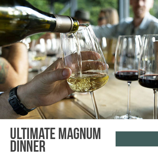 Ultimate Magnum Dinner by Oscar Lorenzzi Restore
