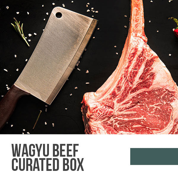 Wagyu Beef Delivery Box Curated by Carlos Garcia