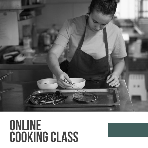 Online Cooking Class with Zineb Hattab