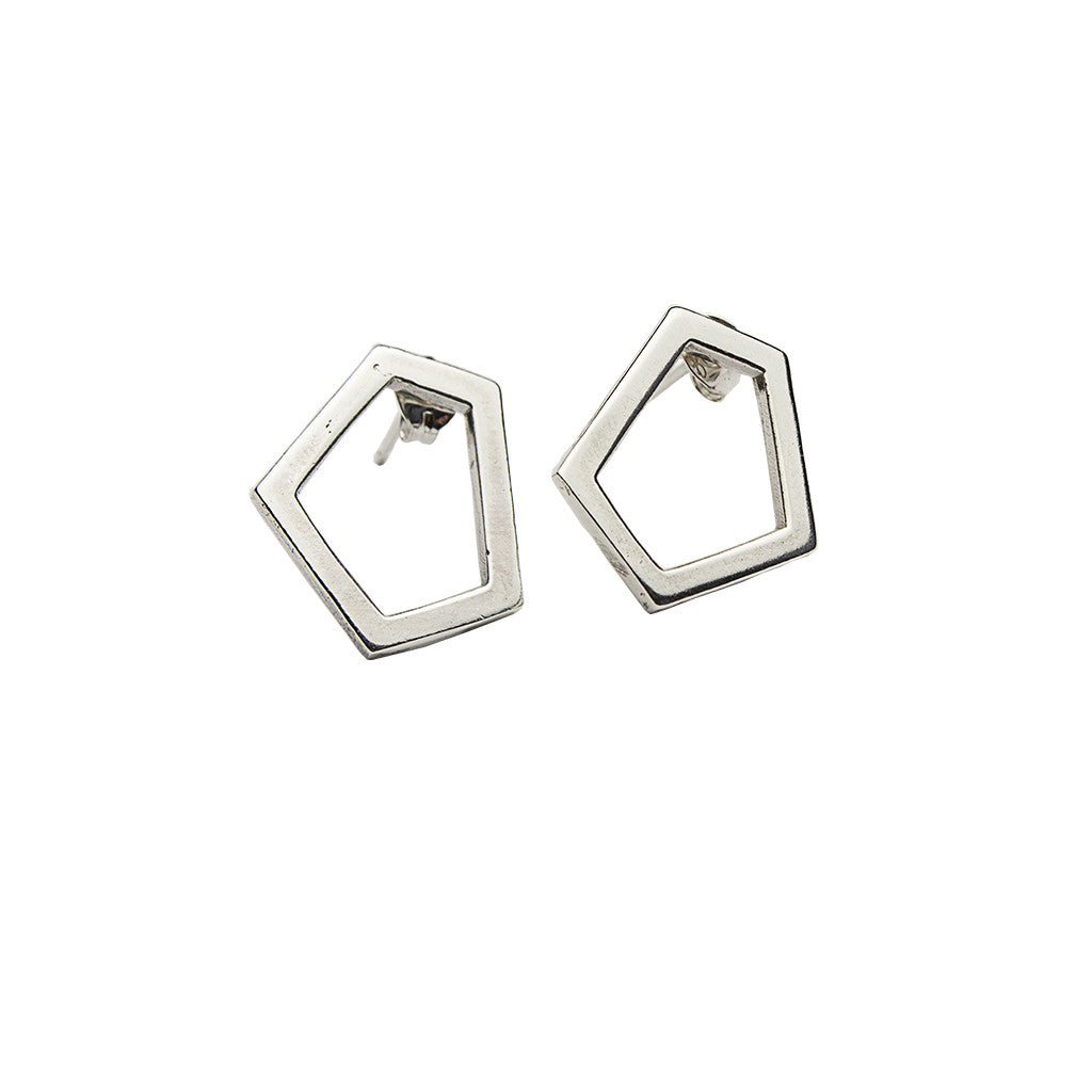 PENTA stud earrings