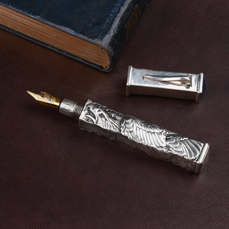 THE EAGLE INK PEN