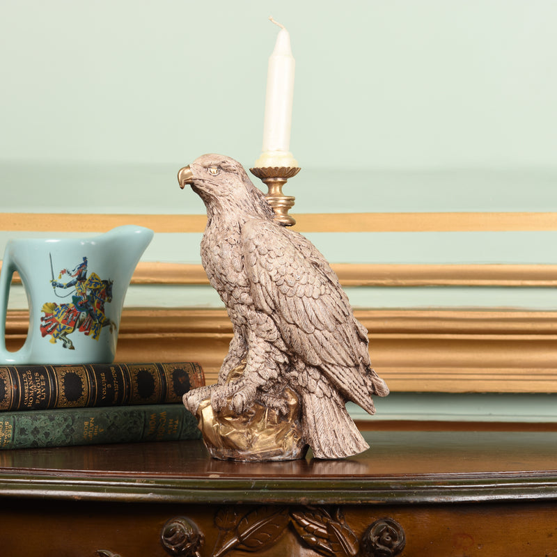 THE EAGLE CANDLEABRA