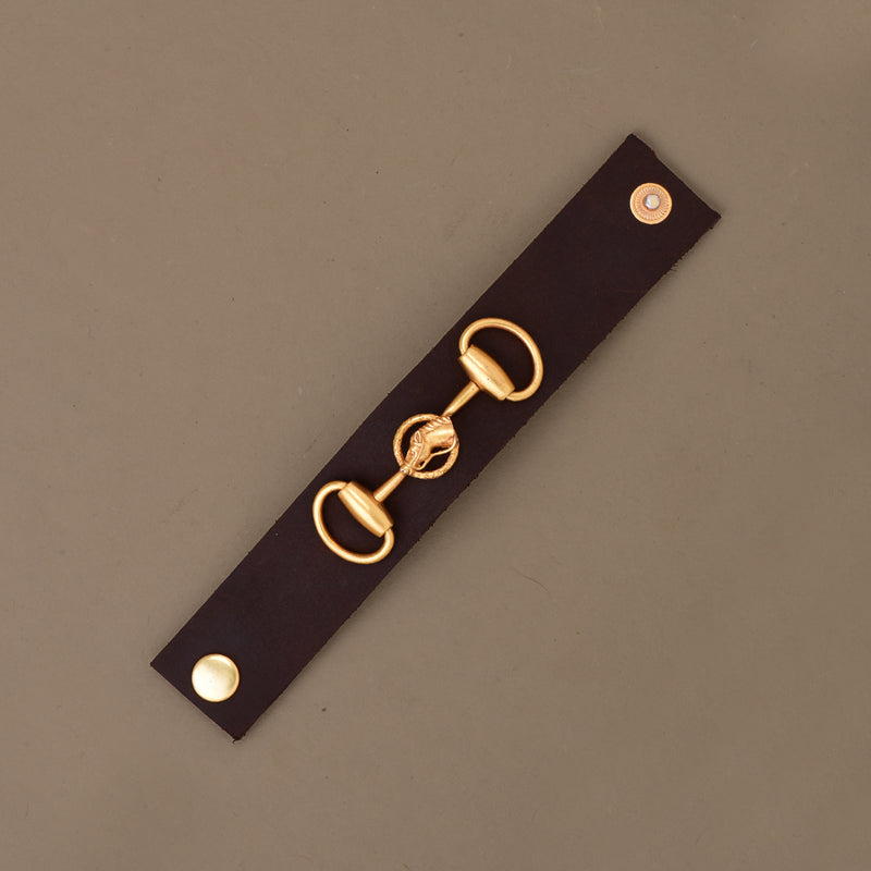 THE POLO LEATHER BAND