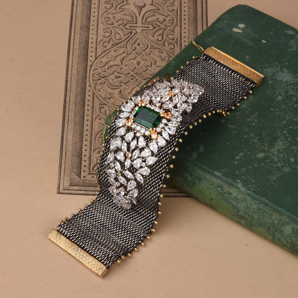 BEDIZENED REGAL BRACELET