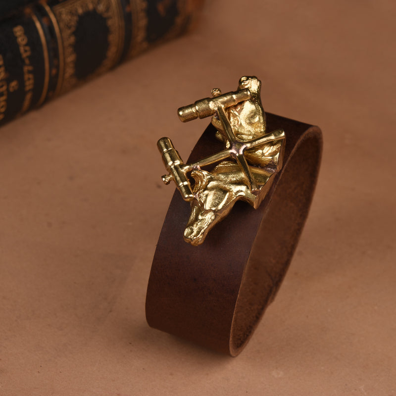 POLO LEATHER BAND