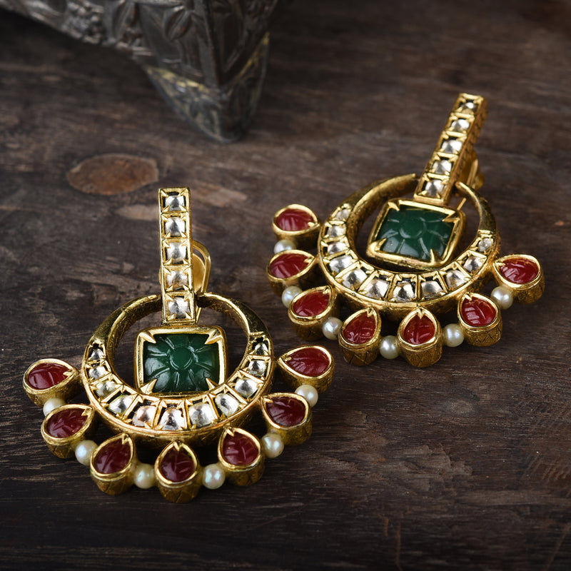 CHAND & CHAUKI EARRINGS