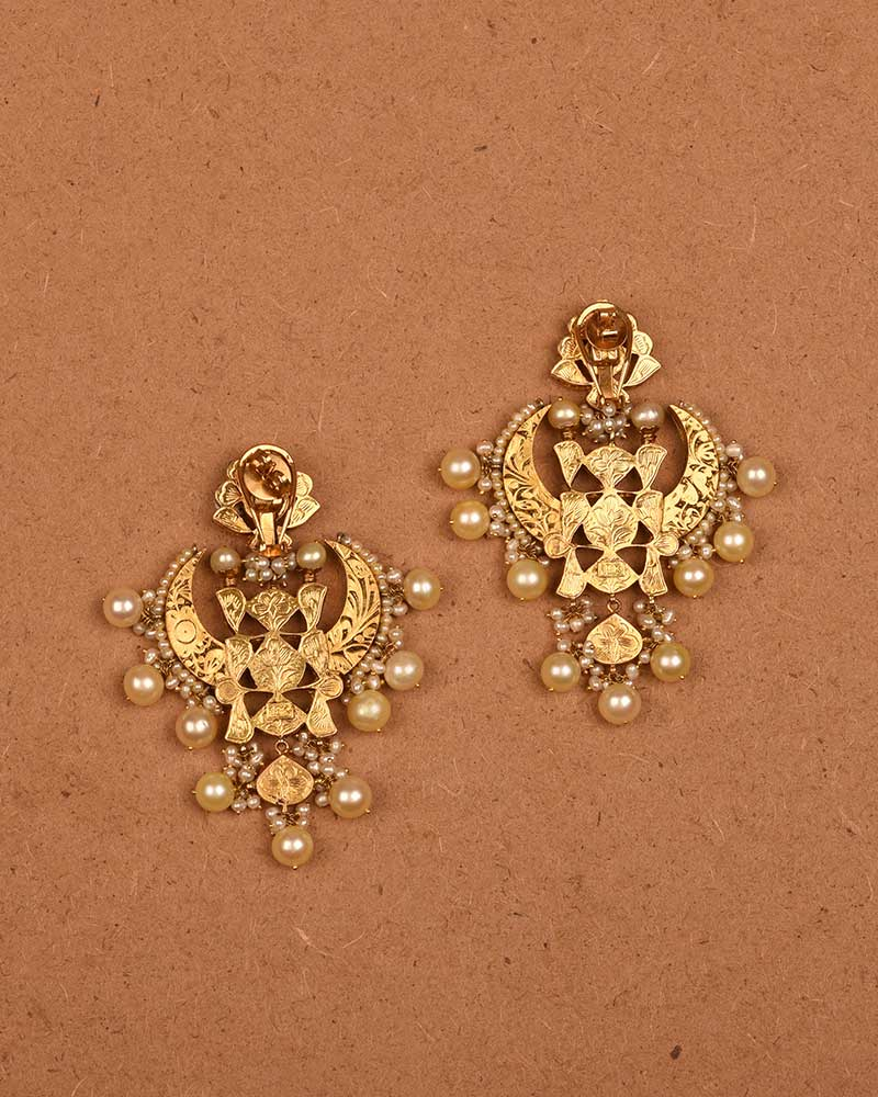 KALIEDOSCOPIC NAVRATAN EARRINGS