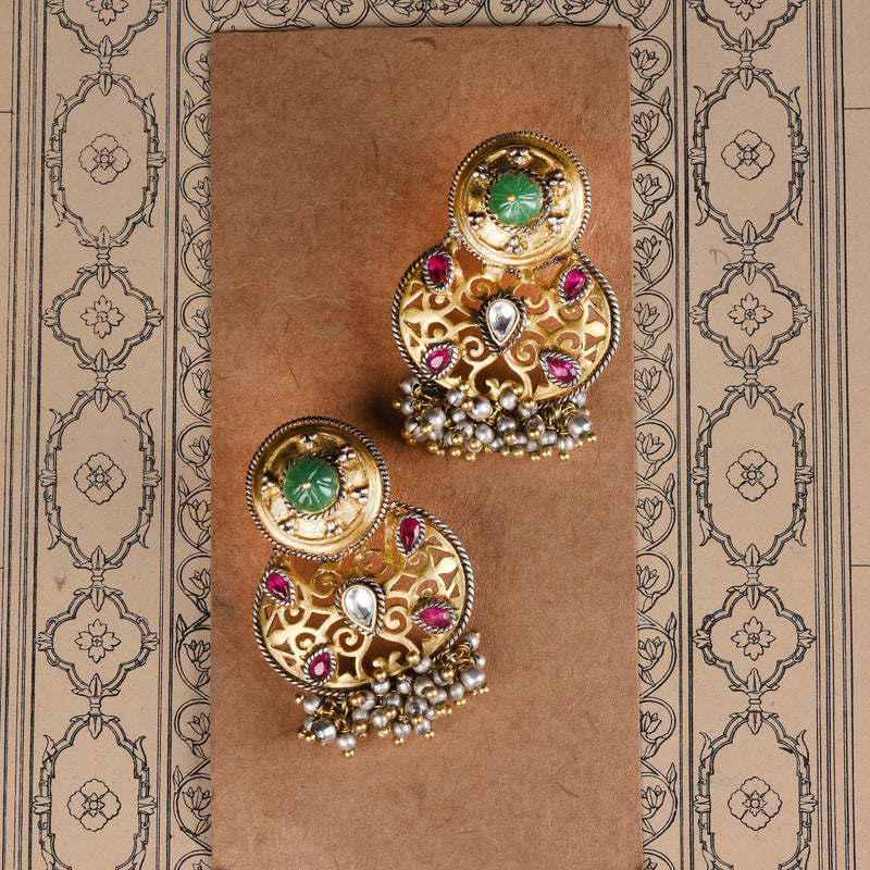 Imperial Tarakasi earrings