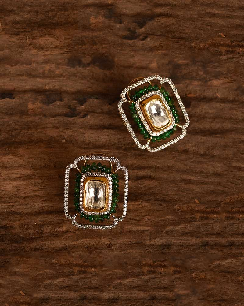 AURELIAN DIAMOND STUDS