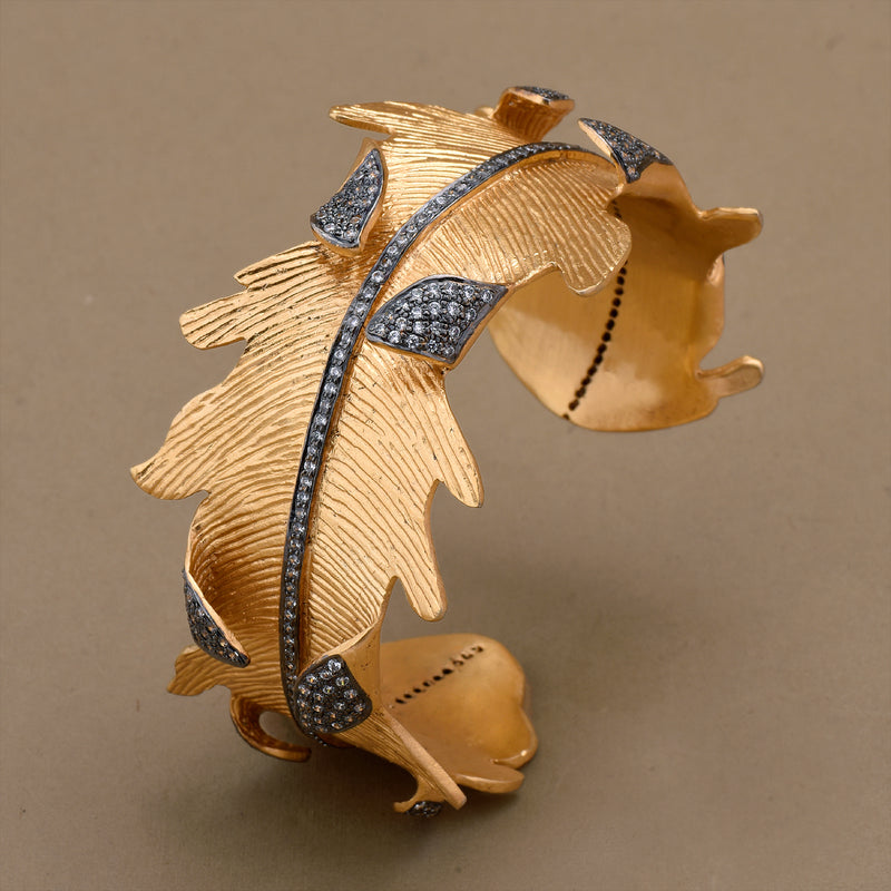WHIMSICAL AUTUMN CUFF