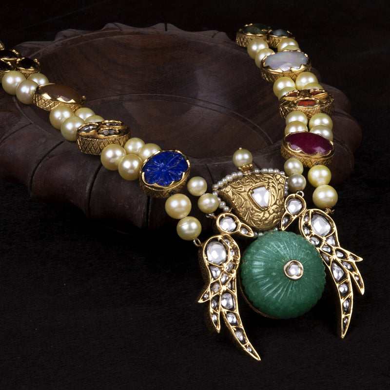 MUGHAL FUSION NECKLACE