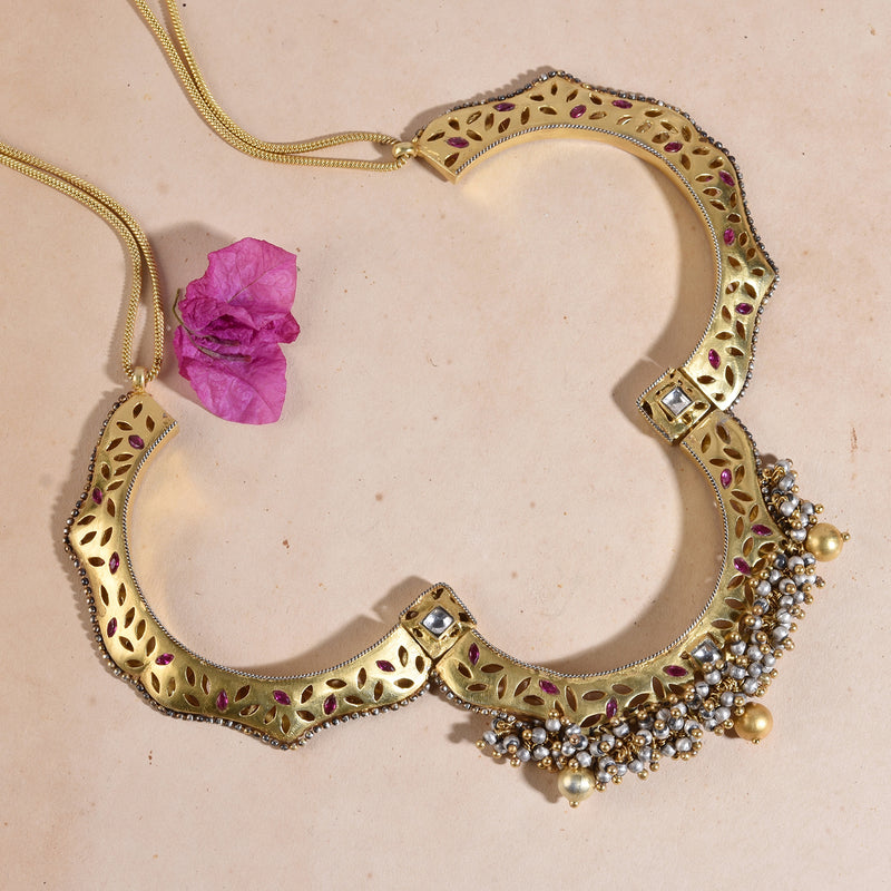 Mehrab Necklace