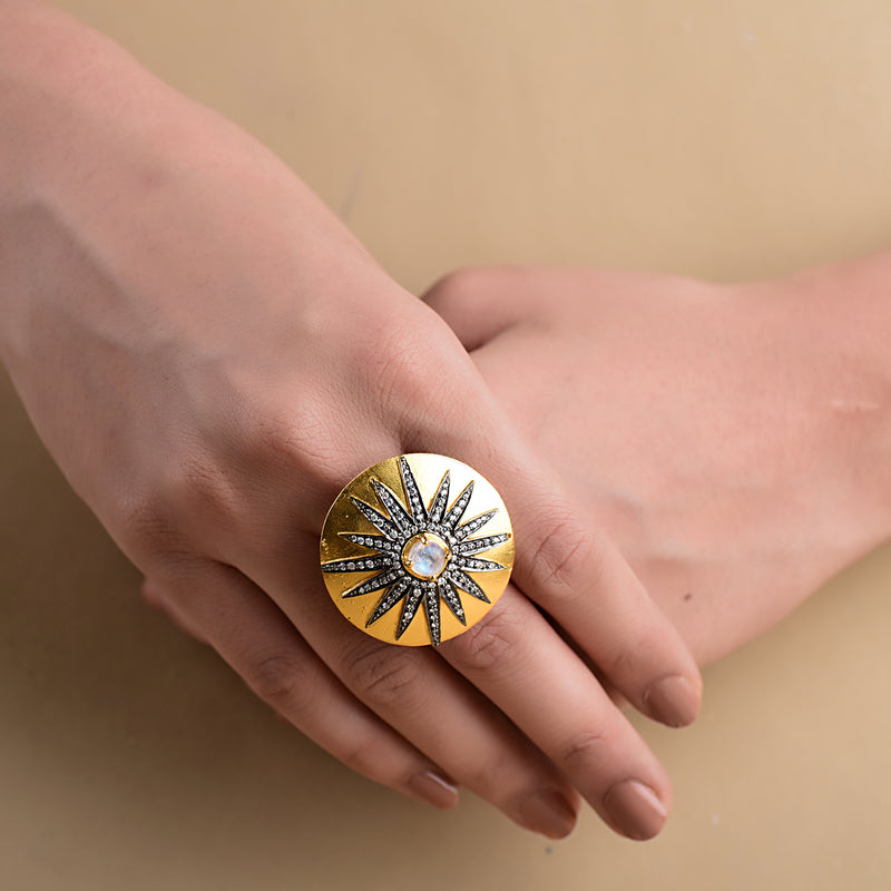 MIGHTY STAR RING