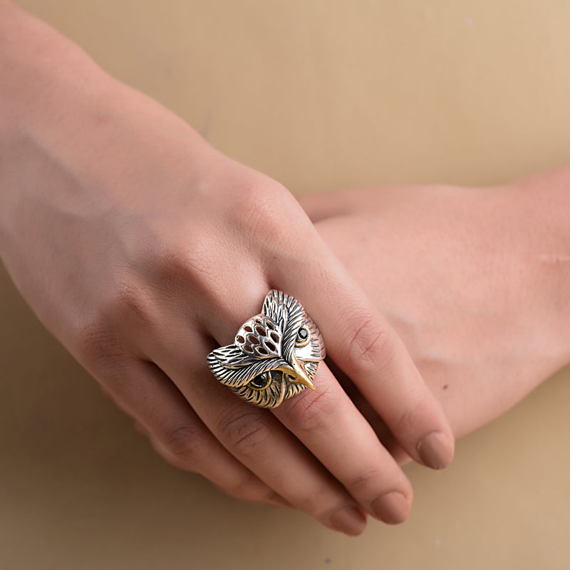 THE OWL RING