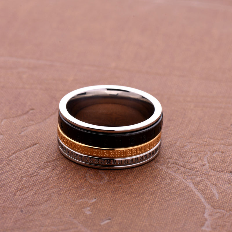 MULTI - LAYERED RING