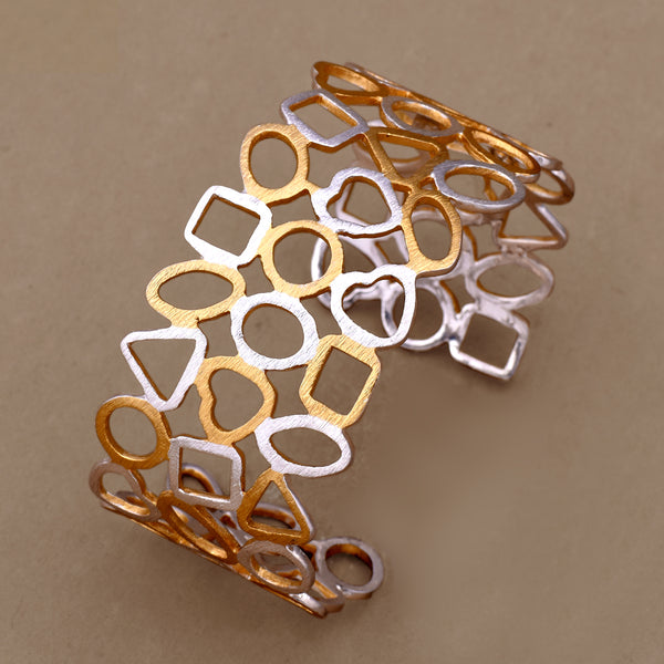 GEO- MATRIX ALL SIZE CUFF