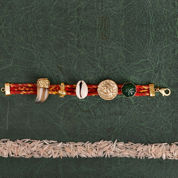 THE AUSPICIOUS FIVE BRACELET