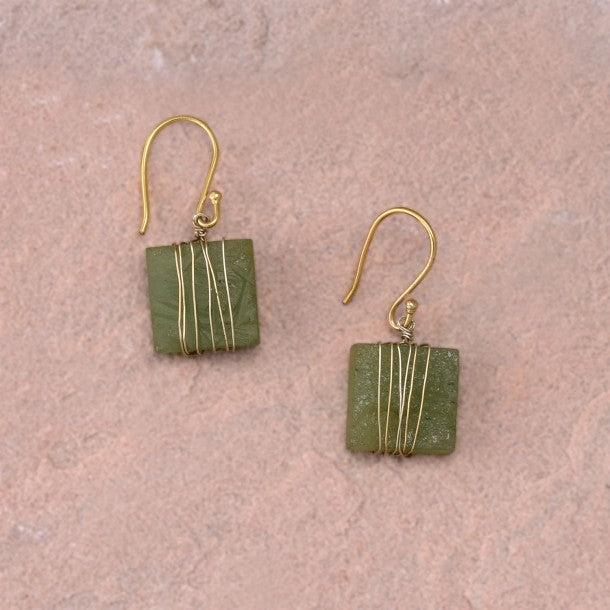 SUMMER MINT EARRING
