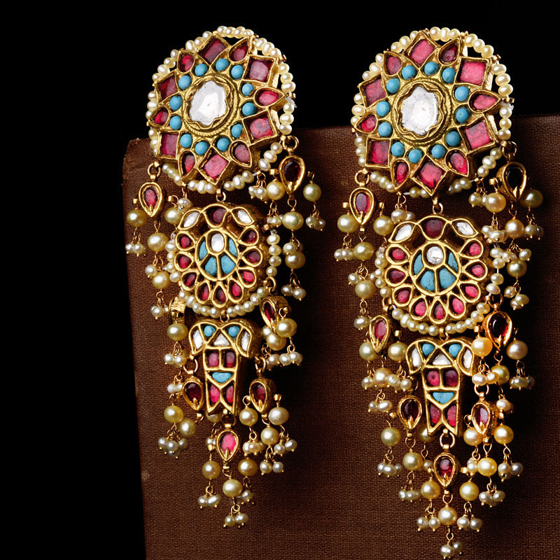 MAGAR EARRINGS