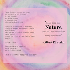 'Mother Nature's Wisdom' Children's Book