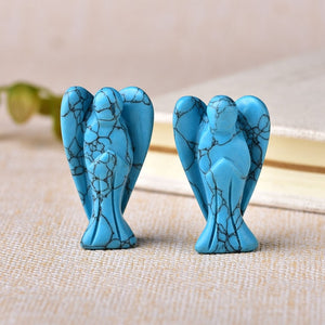 Healing Stone Pocket Guardian Angel