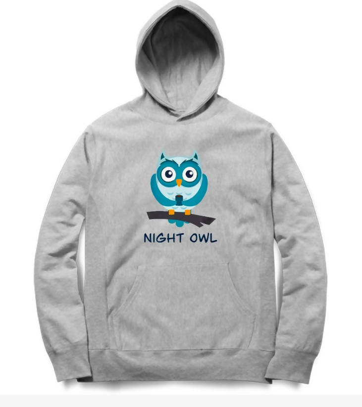 Night Owl Hoodie - Cosmic Lemon