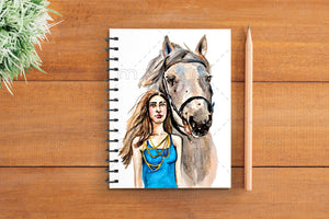 Equestrienne Notebook