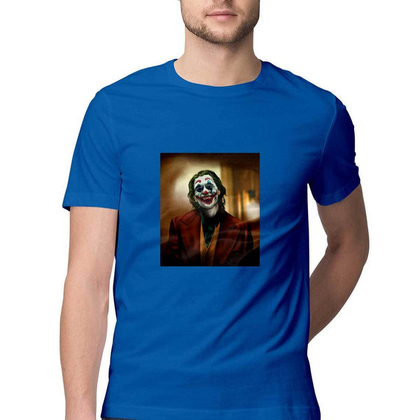 Joker Men's T Shirt - Rohit George Mathew