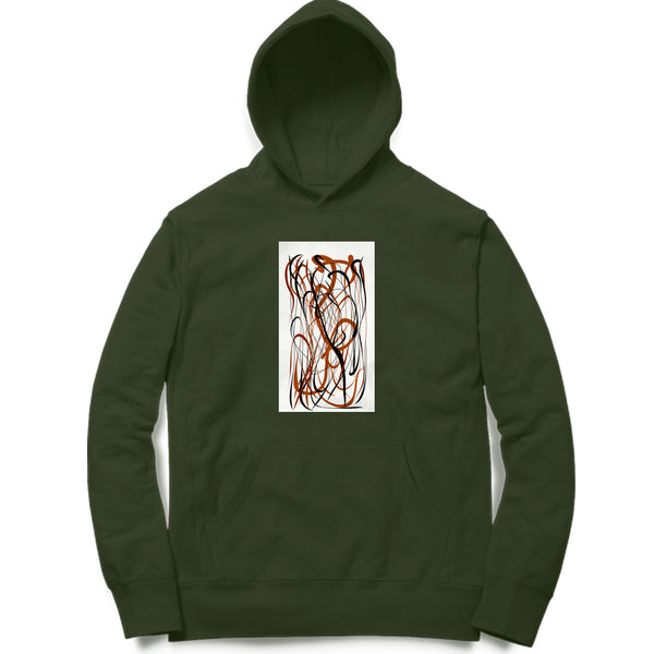 No Strings Attached Hoodie - Krithika Shivakumar