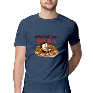 Onion Rings Men's T Shirt - Adyatha Bhat
