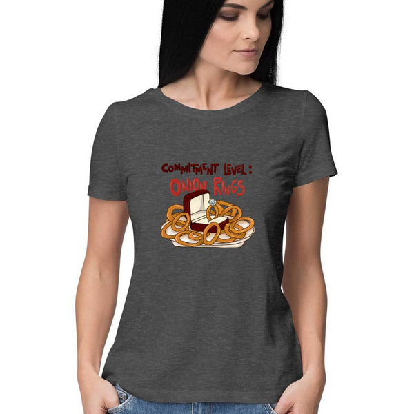 Onion Rings Women's T Shirt - Adyatha Bhat