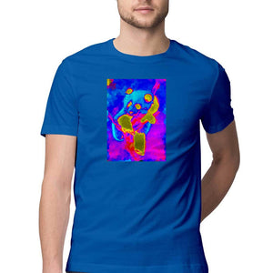 Ice Panda Men's T Shirt - Rajat Lakhera