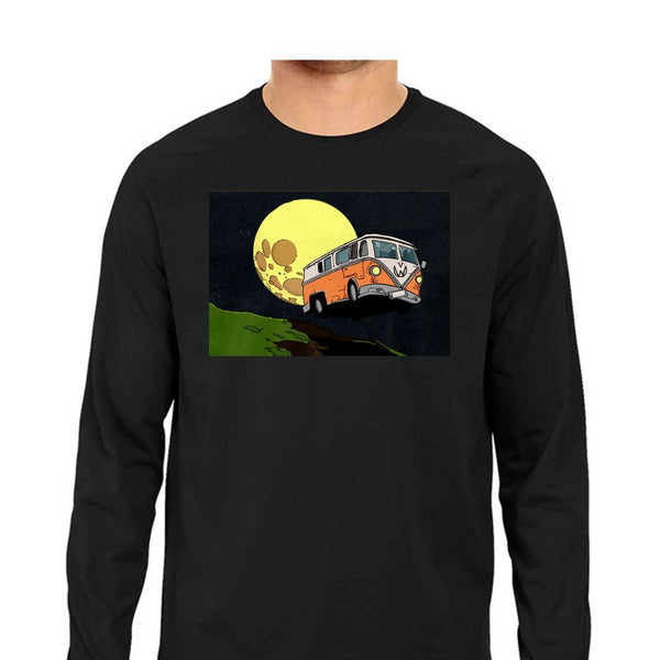 VW By Night Men's T Shirt- Joshua George - 21 AD