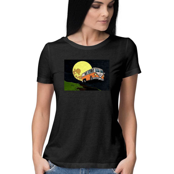 VW By Night women's T Shirt- Joshua George - 21 AD