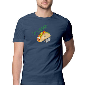 Ta-Coder men's T-Shirt-Cosmic Lemon