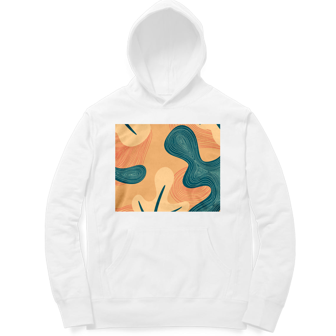 Fall Leaves Hoodies - Preetha Murthy