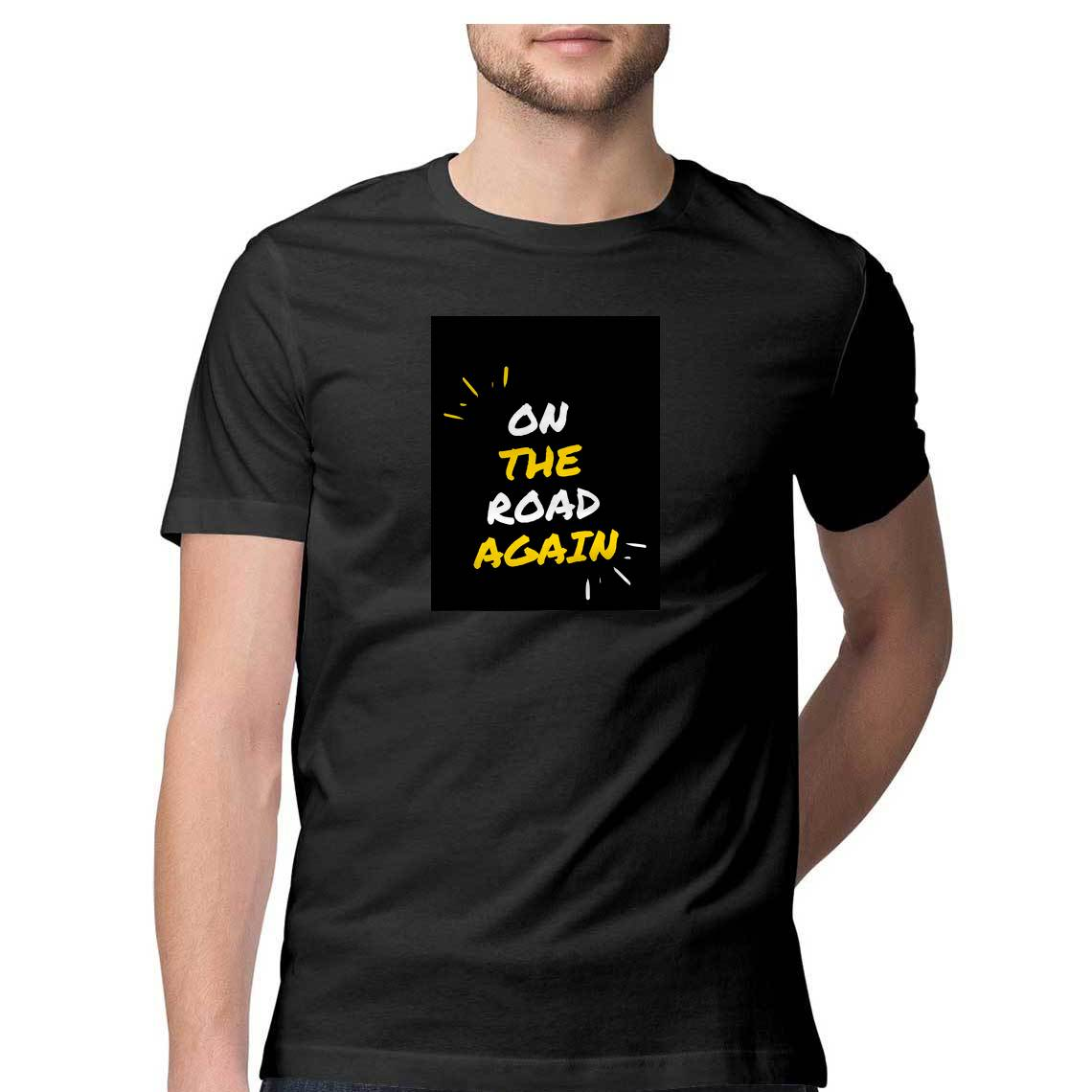 On the Road Men's Tee